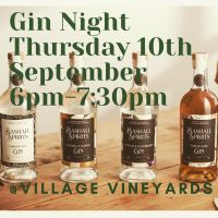 Tasting Event - Gin Night